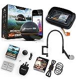Deeper Smart Sonar Pro + Plus WiFi GPS Echolot Fischfinder + Flexarm + Smartphone Halter + Case XL