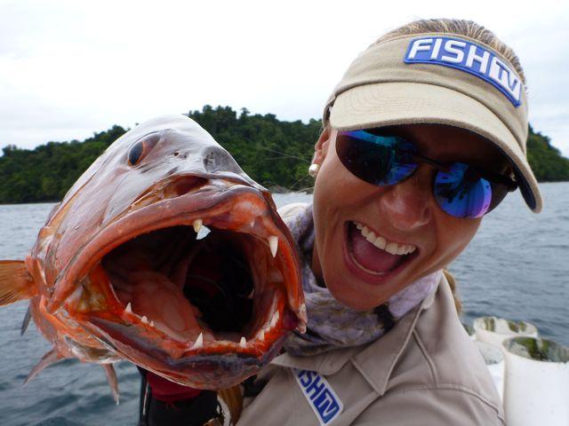 Photo of Big-Game Fishing in Panama