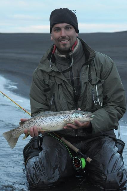 Photo of Island und die Forellen – und das Wetter