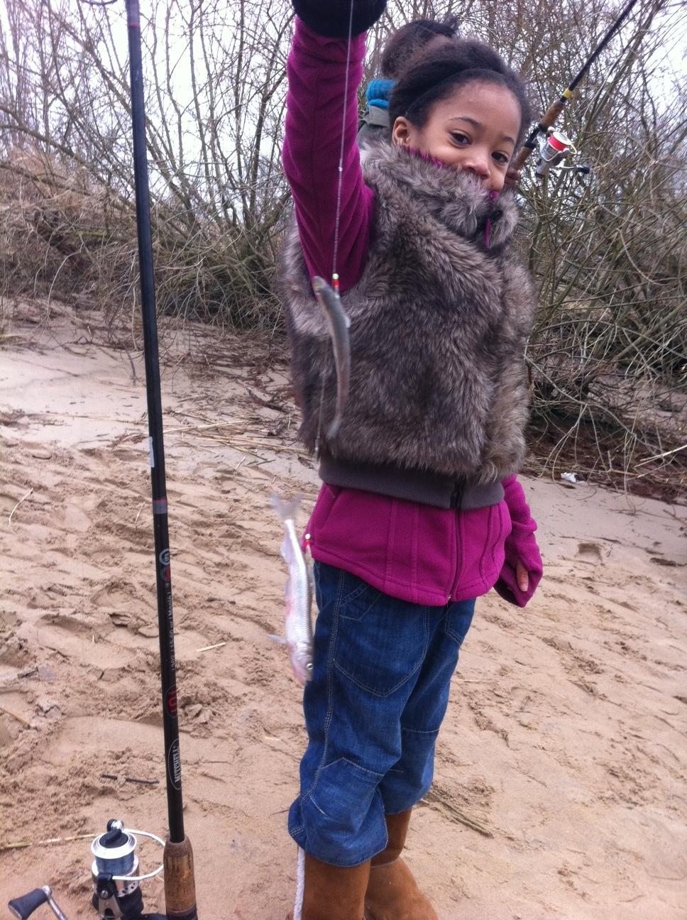 Photo of In Altengamme auf Stint angeln
