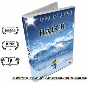 Photo of HATCH DVD — Insektenschlupf