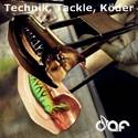 Technik, Tackle, Köder