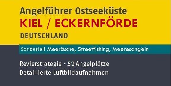 Photo of Buchtipp: Angelführer Ostseeküste Kiel / Eckernförde (Deutschland)