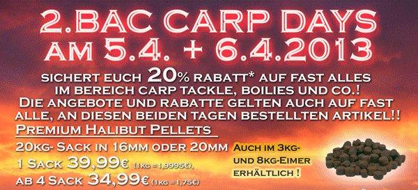 Photo of Angelnews: 2. BAC — CARP DAYS, die Ostsee und der harte Winter und Heringe 2013