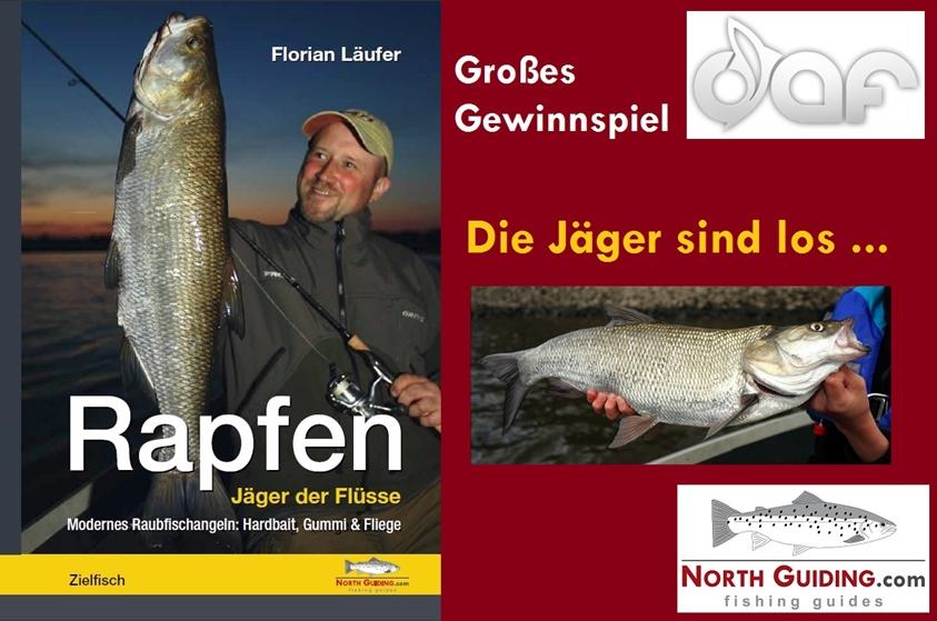 """Photo of """"Rapfen — Jäger der Flüsse"""" Gewinnspiel"""