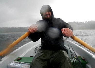 Photo of Regenkleidung bringt mehr Fisch