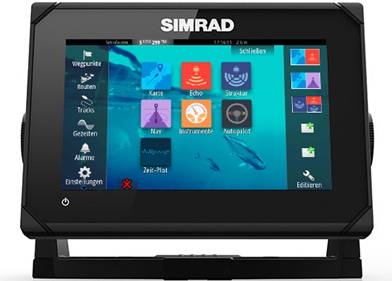 Photo of Top Gerät für Angler: Simrad Echolot GO7 XSE