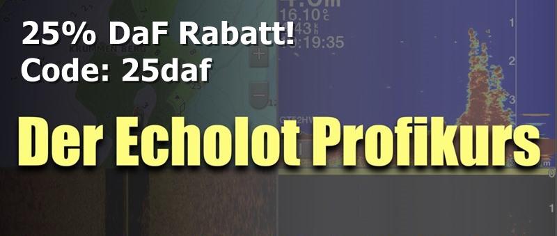 Echolot Profikurs