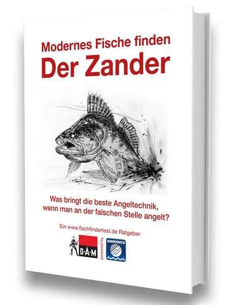 Buch übers Zanderangeln: Modernes Fische finden - Der Zander