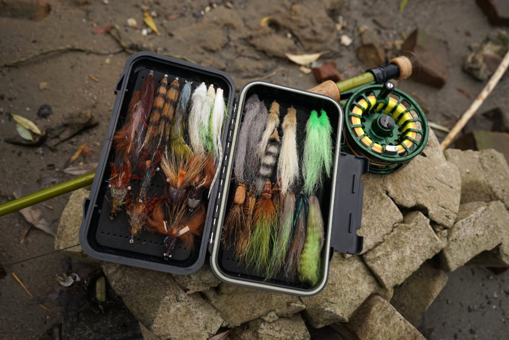 Barsch Streamer