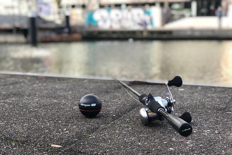 Deeper Fishfinder richtig bedienen und einstellen