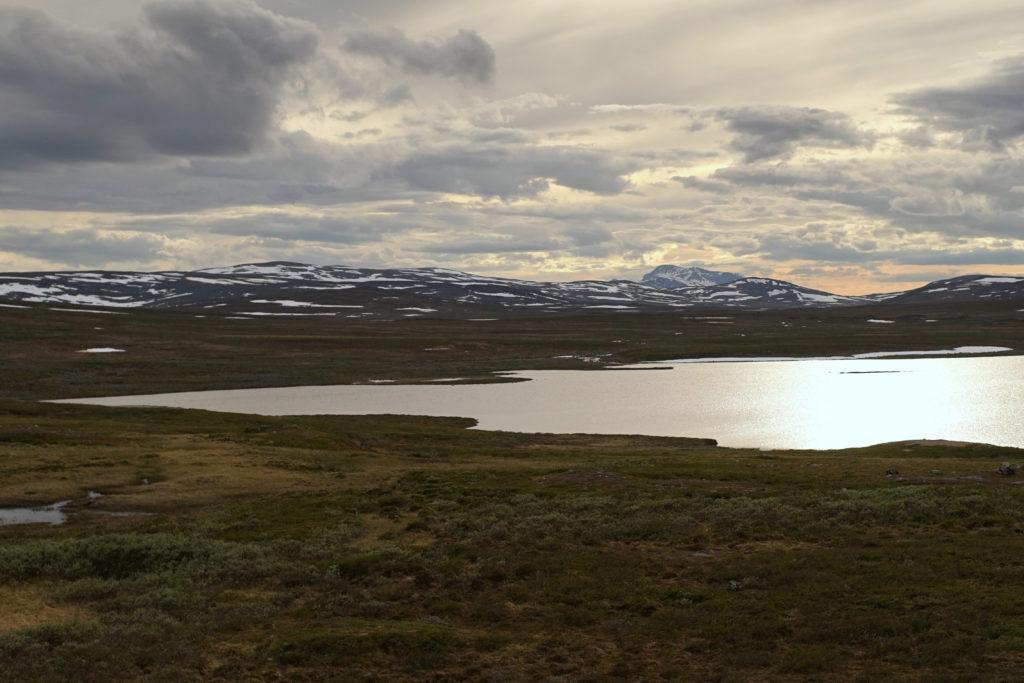 Natur in Lappland
