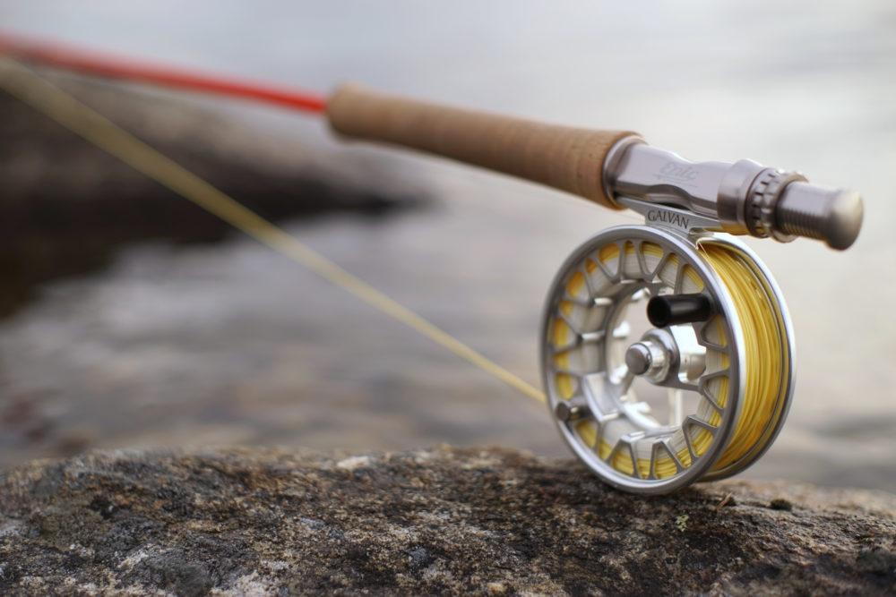 Fliegenfischen in Lappland