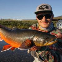 Fliegenfischer Reise Guiding Lappland