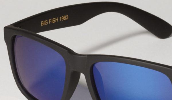 Sonnenbrille für Fischer
