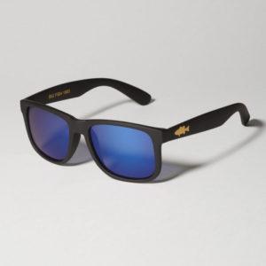 Sonnenbrille mit Schwarzbarsch
