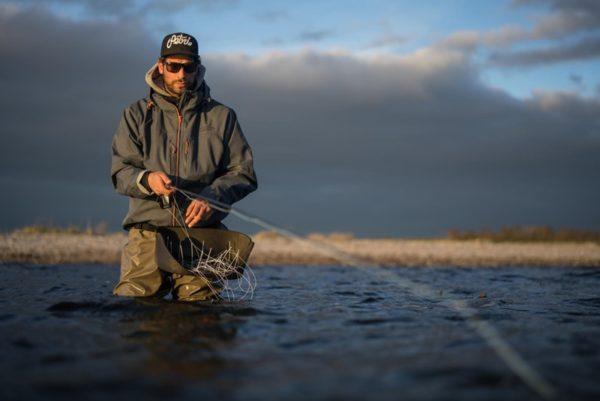Wathose für Angler