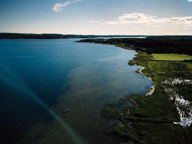 Mariagerfjord Meerforellen Spots